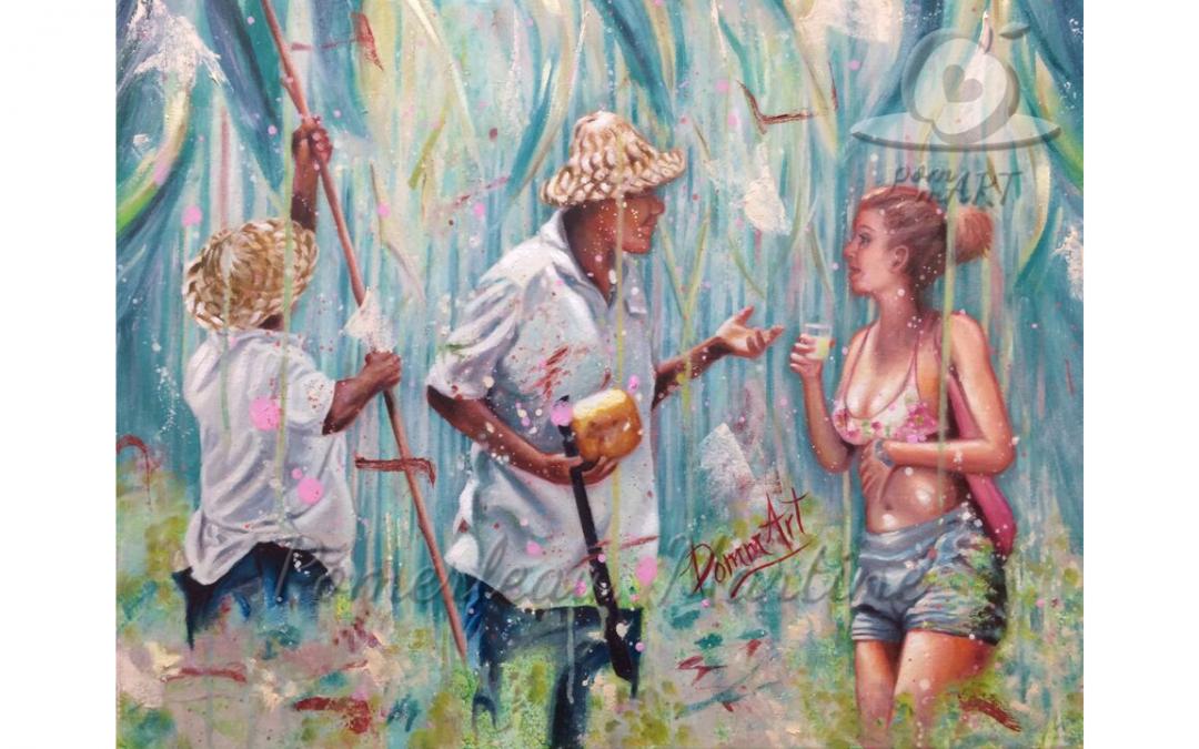 Le cueilleur de coco